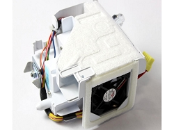 DA97-12540G - Refrigerator Auger Fan Motor Case Assembly - AP6025062, PS11758619