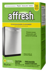 W10549851 Affresh+ 6 Count Carton Dishwasher Cleaner