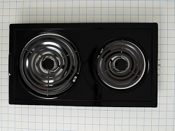 JEA7000ADBA - Cooktop Coil Element Module - AP5805825 PS9491819