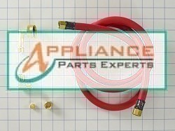 W10278627RP Dishwasher Fill Hose AP4481290 PS2367490