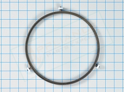 WB06X10689 Microwave Rotating Ring Assembly
