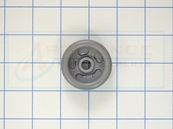 WD12X10136 - Dishwasher Lower Basket Wheel