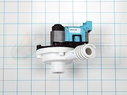 WD19X10015 Dishwasher Drain Pump