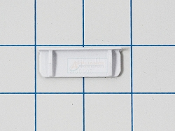WP2156006 Refrigerator Shelf Trim End Cap - 2156006