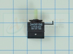 WP3405156 Dryer Temperature Switch AP6008547, PS11741687