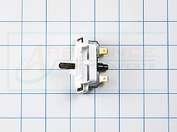 WP3977456 - Dryer Push to Start Switch