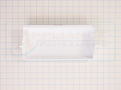 WR22X439 Refrigerator Dairy Bin Cover AP2067254 PS295679