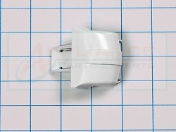 WR2X9144 Refrigerator Door Bar End Cap