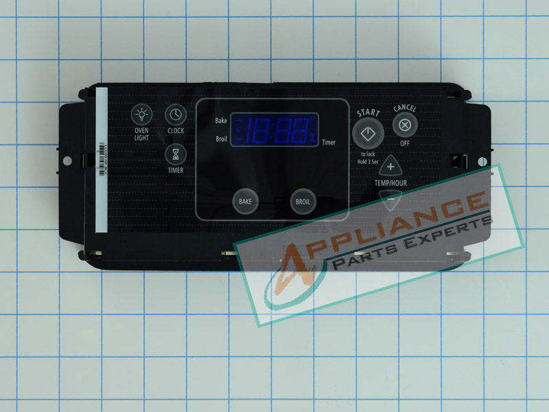 Wpw10312660 Electronic Control Board W10312660
