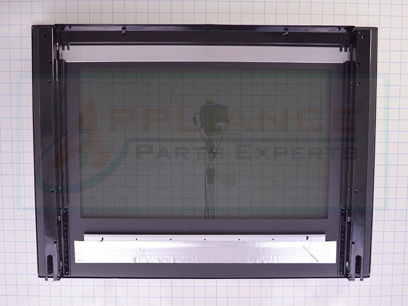 Whirlpool Ss Glass Wall Oven Door W10771242 Ap5959408