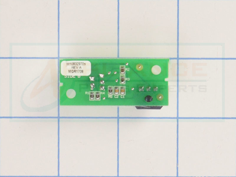 W10870822 Refrigerator Emitter Control Board Ap6026733