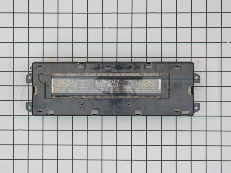 Wb27t10282 Range Electronic Control Clock Ge