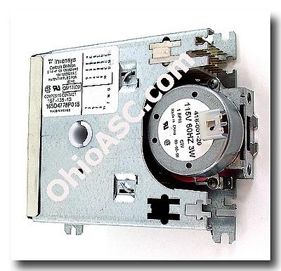 Wd21x10078 Dishwasher Timer Ge Kenmore 165d4778p015