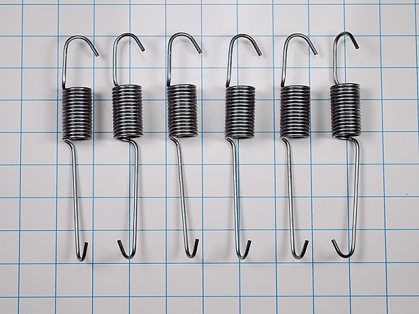 12002773 Washer Suspension Spring Six Pack AP4009656, PS2004049