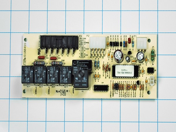 WP2304016 Ice Machine Electronic Control Board - AP6007128, PS11740236