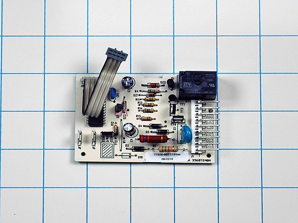 WP61003425 Refrigerator Dispenser Control Board