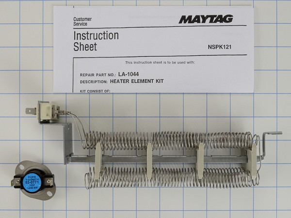 LA-1044 - Dryer Heating Element