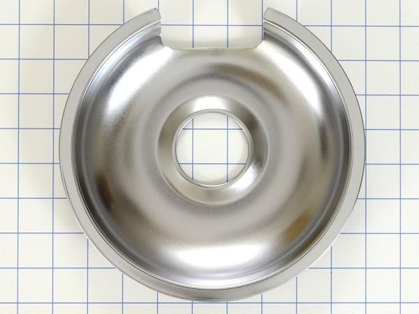 Wb32x10013 Burner Drip Bowl 8 Inch Ap2635055 Ps244680