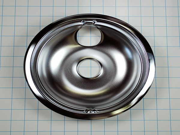 WB32X5076 Range Drip Pan AP2028295, PS244801
