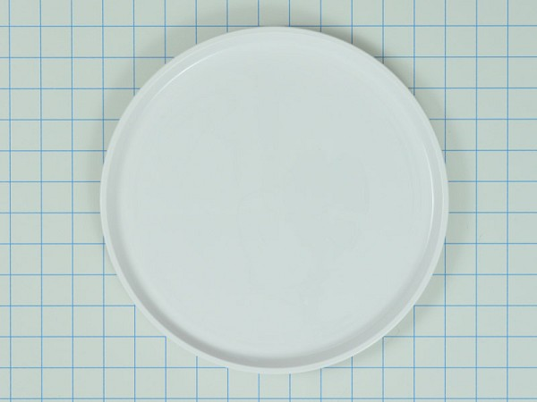 WB49X10246 - Microwave Ceramic Tray -  AP5672288, PS7783326