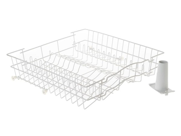 Wd28x10369 Dishwasher Upper Rack With Rollers Kenmore