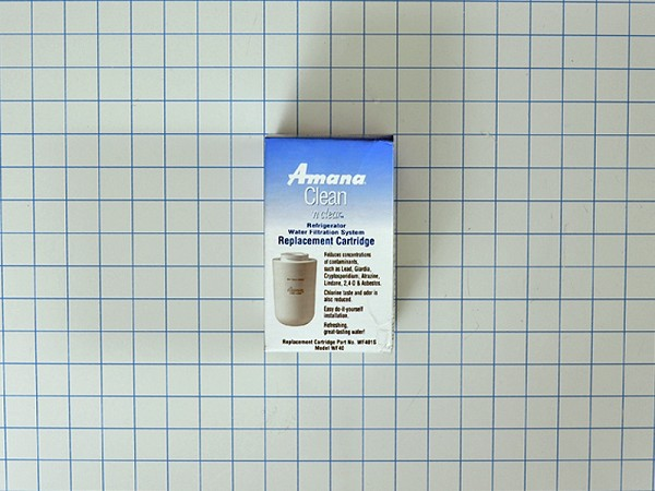 WF401S Refrigerator Water Filter - Discontinued 06/2020