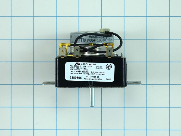 WP3389865  - Dryer Timer