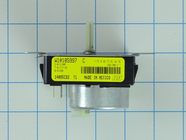 WPW10185997 - Dryer Timer - AP6016543, PS11749834