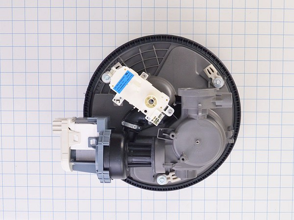 WPW10605057 Dishwasher Circulation Pump and Motor Assembly - W10605057