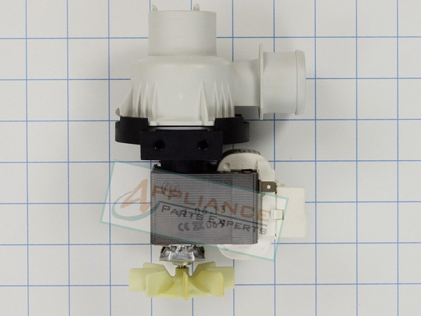 131268401 Washer Drain Pump & Motor Assembly - PS417325