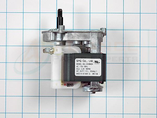 241676201 Ice Bucket Auger Motor Kenmore Frigidaire