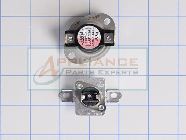 279973 Dryer Thermal Cut Off  AP3094323 PS334387