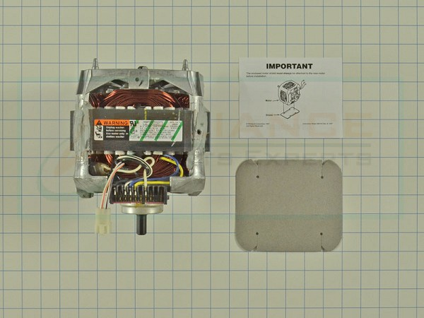 3352287 washer motor kenmore whirlpool for Whirlpool washer motor price