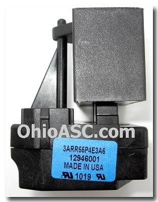 W10613606 - Refrigerator Relay And Capacitor - 67005560, AP5787784, PS8746522, W10416065