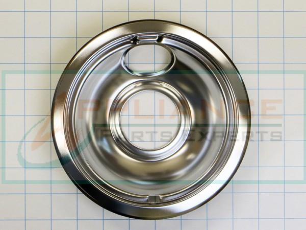 W10196406 Burner Drip Bowl Ap4364854 Ps2342029