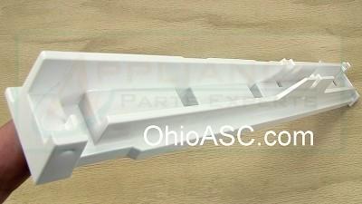 Wr72x239 Refrigerator Crisper Drawer Left Slide Rail