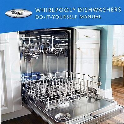w10131216 whirlpool kenmore dishwasher repair manual for the do it yourselfers 677967 677967l. Black Bedroom Furniture Sets. Home Design Ideas