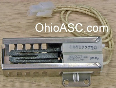 318177710 Gas Oven Ignitor - AP2129143, PS444179