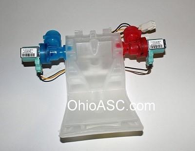 W10140917 washer water fill valve - Roper washing machine water inlet valve ...