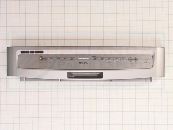 Jenn Air Dishwasher Jdb8910awb Control : W dishwasher control panel
