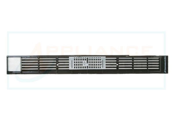 wb07x10530 black grille ge general electric. Black Bedroom Furniture Sets. Home Design Ideas