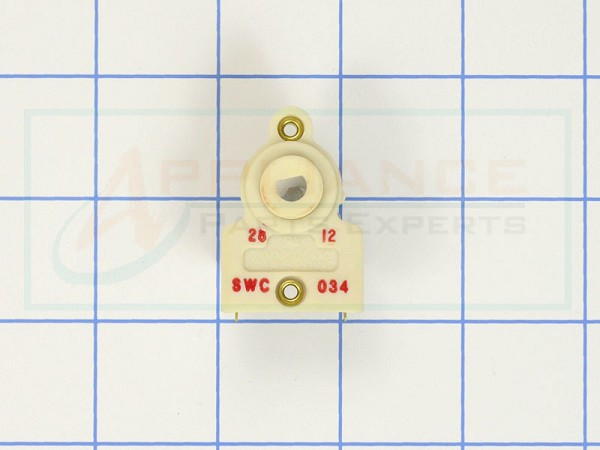 WB24T10071 Range Cooktop Igniter Switch- AP3191247, PS236791