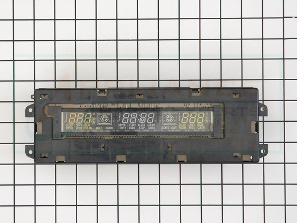 WB27T10287 Range Electronic Clock & Control Board Assembly