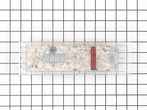 WB27X10215 Range/Oven Electronic Control Board