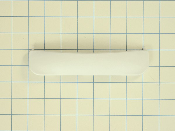 WE01X20419 White Dryer Door Handle