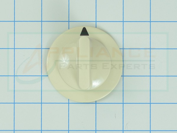 WE1X1264 Dryer Timer Knob (Almond)