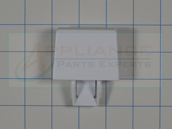 WR2X7674 Refrigerator Door Bar End Cap
