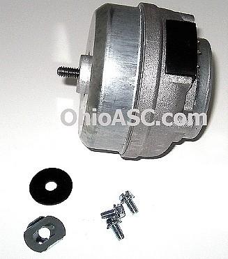 Wr60x187 condenser fan motor kenmore ge hotpoint for Hotpoint refrigerator condenser fan motor
