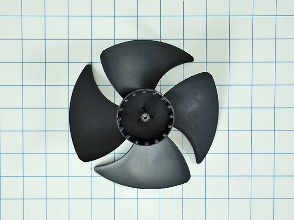 WR60X24484 Refrigerator Condenser Fan - AP5986493, PS11726966